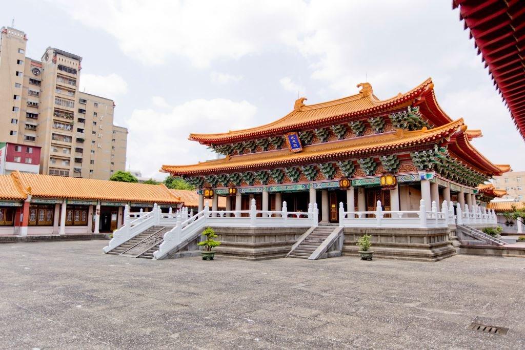 一中街附近景點-台中孔廟