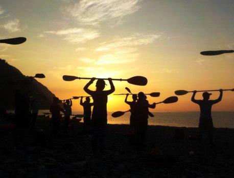 最佳宜蘭獨木舟時間:最美麗的日出選擇