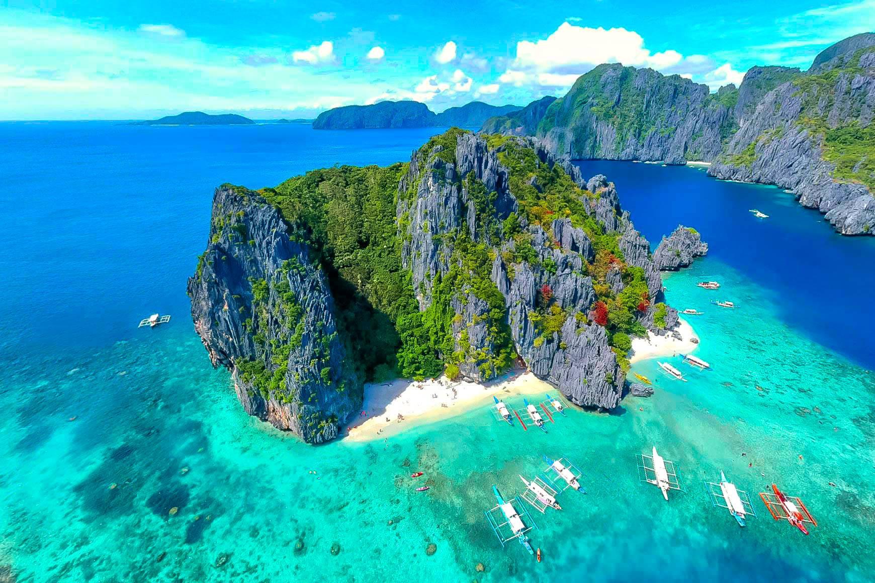 薄荷島之外,菲律賓還有這些推薦島嶼